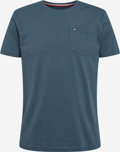 TOMMY HILFIGER T-Shirt en bleu pastel / rouge / blanc, Vue avec produit
