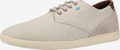 BOXFRESH Sneaker 'HENNING' in hellgrau: Frontalansicht