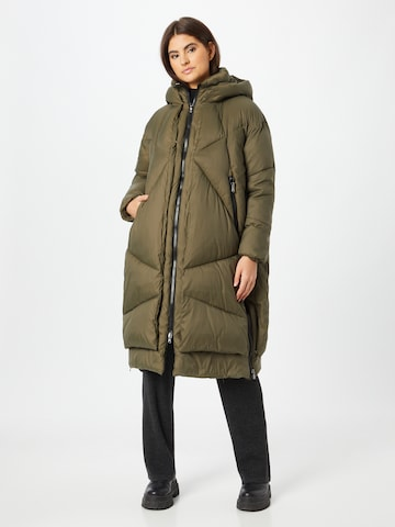 Canadian Classics Χειμερινό παλτό 'EUGENIE' σε πράσινο
