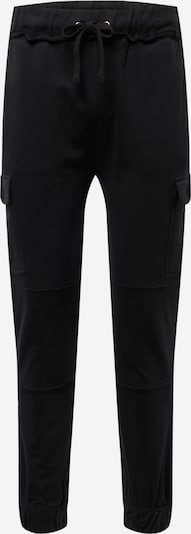 Pantaloni cu buzunare 'RESULT' Key Largo pe negru, Vizualizare produs