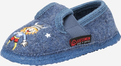 GIESSWEIN Huisschoenen 'TÜBINGEN' in de kleur Blauw / Gemengde kleuren, Productweergave