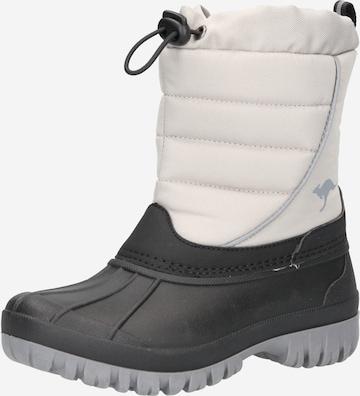 KangaROOS Snowboots 'Ben' in Grau