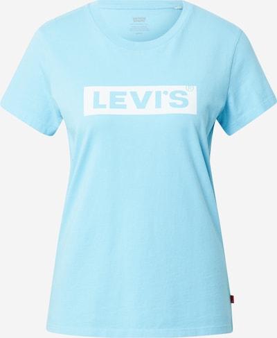 Maglietta LEVI'S di colore blu chiaro / bianco, Visualizzazione prodotti