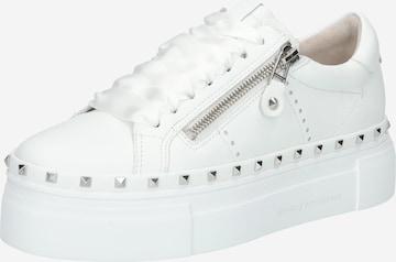 Sneaker low 'Nano' de la Kennel & Schmenger pe alb
