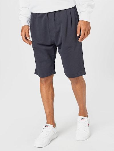 ANTONY MORATO Plisované nohavice - tmavomodrá, Model/-ka
