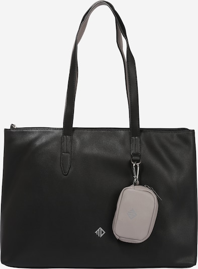 TOM TAILOR DENIM Shopper 'Blanca' in Black, Item view