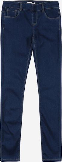 Guppy Jean 'POLLY' en bleu denim, Vue avec produit