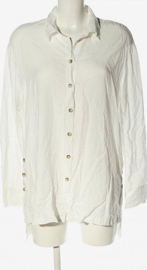 Liebesglück Oversized Bluse in XS in weiß, Produktansicht