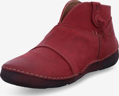 JOSEF SEIBEL Stiefelette 'Fergey 93' in rot, Produktansicht