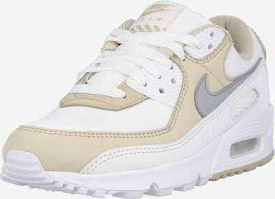 Nike Sportswear Niske tenisice 'Air Max 90' u bež / siva / bijela, Pregled proizvoda