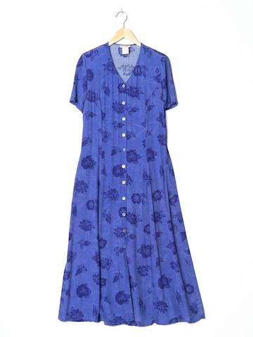 Nice Day Dress in XXL in Blue