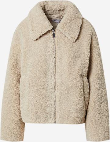 EDITED Between-season jacket 'Michika' in Beige