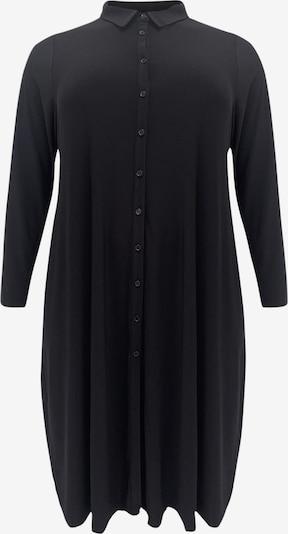 Yoek Blusenkleid 'Dolce' in schwarz, Produktansicht