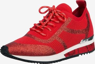 LA STRADA Sneakers in Red