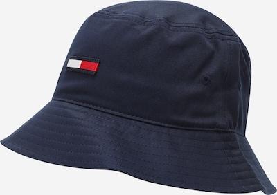 Pălărie Tommy Jeans pe bleumarin / roșu / alb, Vizualizare produs