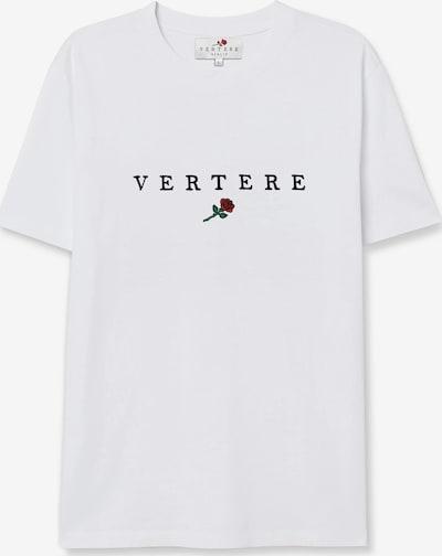 Vertere Berlin Shirt in de kleur Groen / Rood / Zwart / Wit, Productweergave