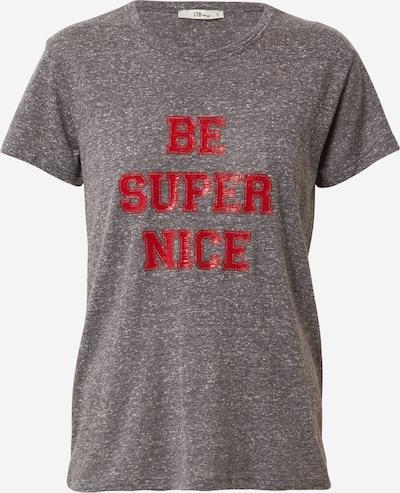 LTB T-Shirt 'Zinesa' in graumeliert, Produktansicht