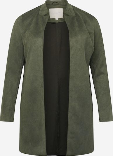 ONLY Carmakoma Between-Seasons Coat 'Soho' in Dark green, Item view