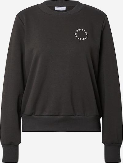 Noisy may Sweatshirt 'LUPA' i mokka, Produktvisning