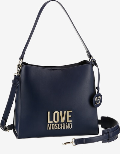 Love Moschino Handtasche in navy, Produktansicht