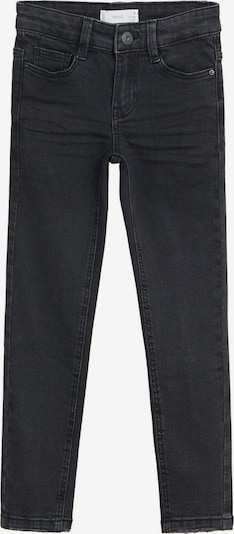 MANGO KIDS Jeans 'Slim 8' in black denim, Produktansicht
