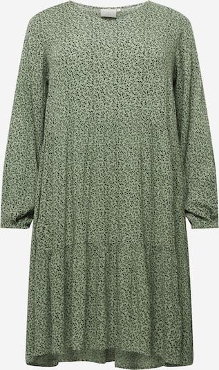 KAFFE CURVE Šaty 'Linea Ami' - trávově zelená / černá, Produkt