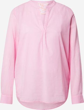 LIEBLINGSSTÜCK Bluse 'Odina' in Pink