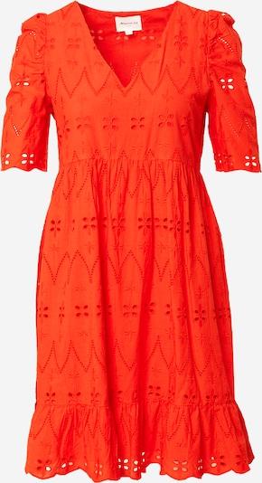 Maison 123 Kleid 'LAMIE' in neonorange, Produktansicht