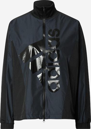 ADIDAS PERFORMANCE Sportjas in de kleur Navy / Zwart, Productweergave