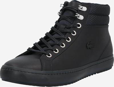 Sneaker înalt 'STRAIGHTSET' LACOSTE pe negru, Vizualizare produs