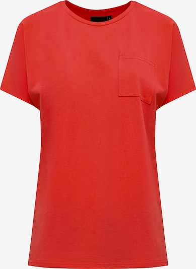 Finn Flare T-Shirt in rot, Produktansicht