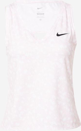 NIKE Top sportowy 'Victory' w kolorze jasnoróżowy / czarny / białym, Podgląd produktu