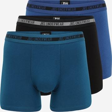 Boxers jbs en bleu