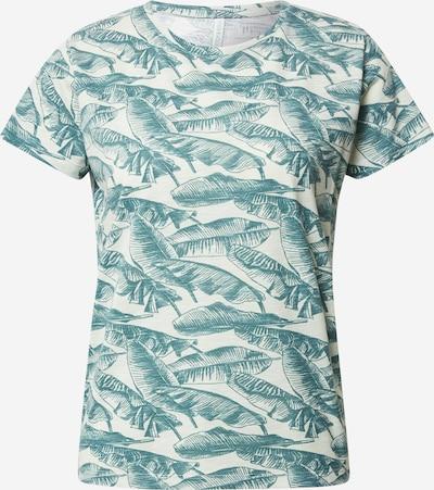 Stitch and Soul Shirt in grün / weiß, Produktansicht