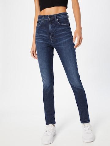 Calvin Klein Jeans Teksapüksid, värv sinine