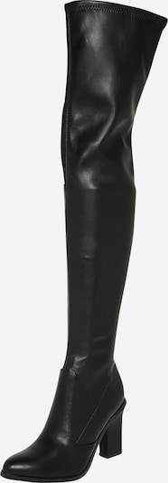 BUFFALO Over the Knee Boots in Black, Item view