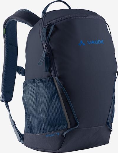 VAUDE Rucksack 'Hylax' in dunkelblau, Produktansicht