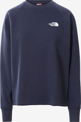 THE NORTH FACE Sweatshirt in Blue