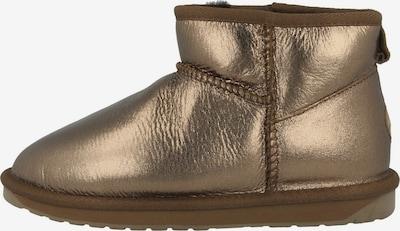 EMU AUSTRALIA Winterstiefel 'Stinger' in braun / gold, Produktansicht