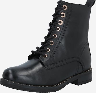 Suvarstomieji kulkšnis dengiantys batai iš PS Poelman , spalva - juoda, Prekių apžvalga