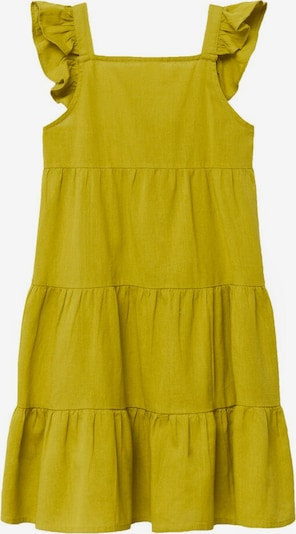 MANGO KIDS Kleid 'Sienna' in zitrone, Produktansicht