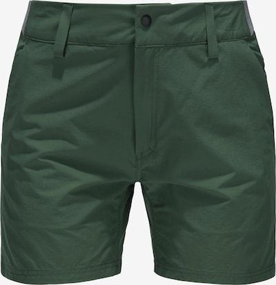 Haglöfs Outdoorhose 'Amfibious' in graumeliert / dunkelgrün, Produktansicht