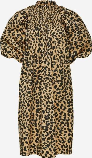SELECTED FEMME Kleid in braun / schwarz, Produktansicht