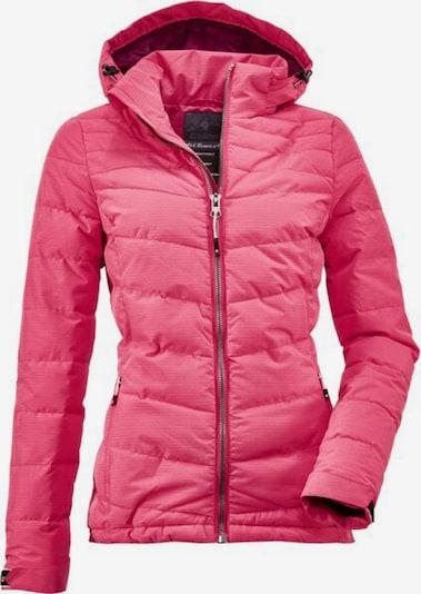 KILLTEC Jacke 'Skane' in pink, Produktansicht