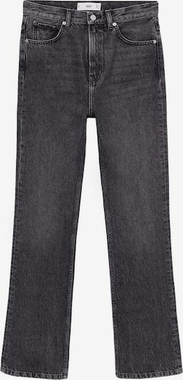 Pantaloni eleganți MANGO pe gri, Vizualizare produs