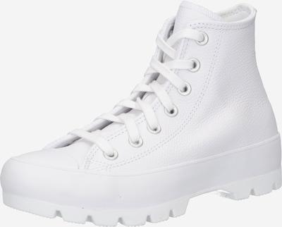 CONVERSE Augstie brīvā laika apavi, krāsa - balts, Preces skats