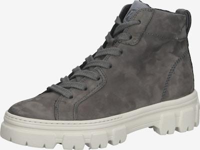 Paul Green Schnürstiefelette in grau, Produktansicht