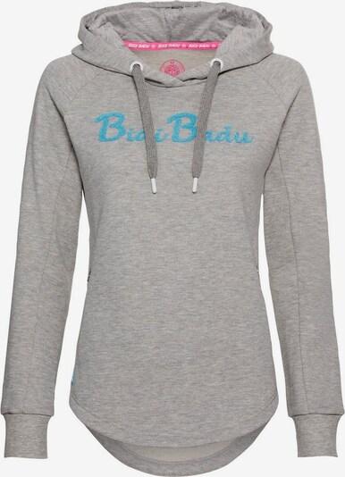 BIDI BADU Sportsweatshirt ''Kitty Lifestyle' in grau, Produktansicht