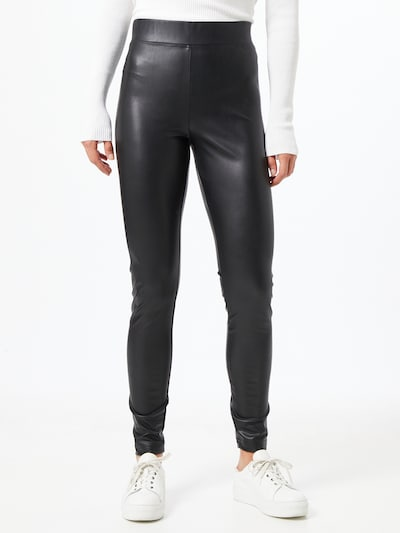 ONLY Leggings in schwarz, Modelansicht
