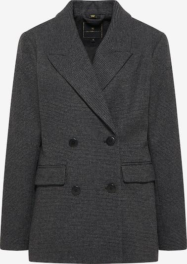 DreiMaster Klassik Blazer in mischfarben / schwarz, Produktansicht